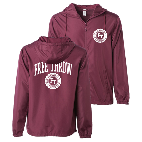Collegiate Windbreaker