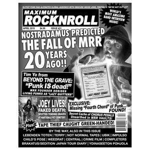 MAXIMUM ROCKNROLL #431 & back issues