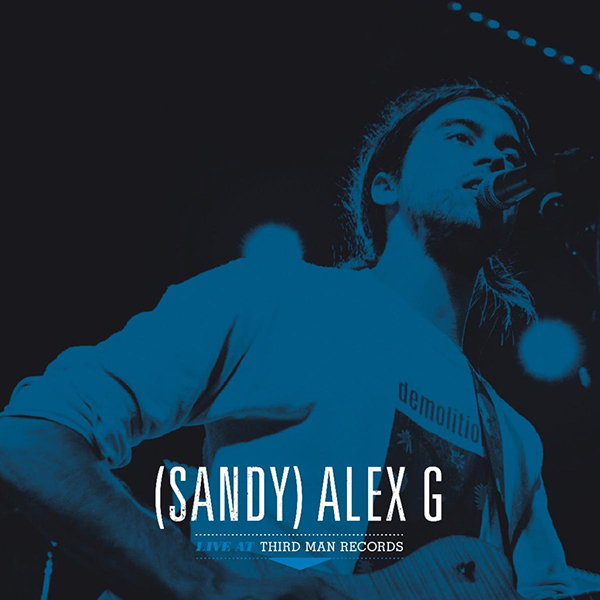 Alex G - Live At Third Man Records LP