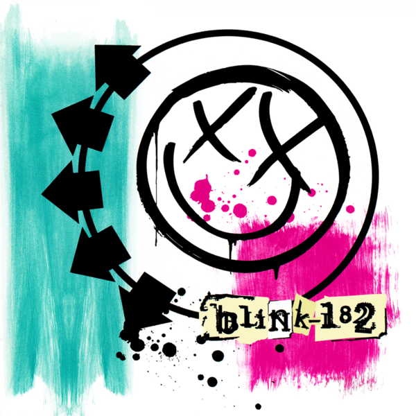 blink-182 - Untitled 2xLP