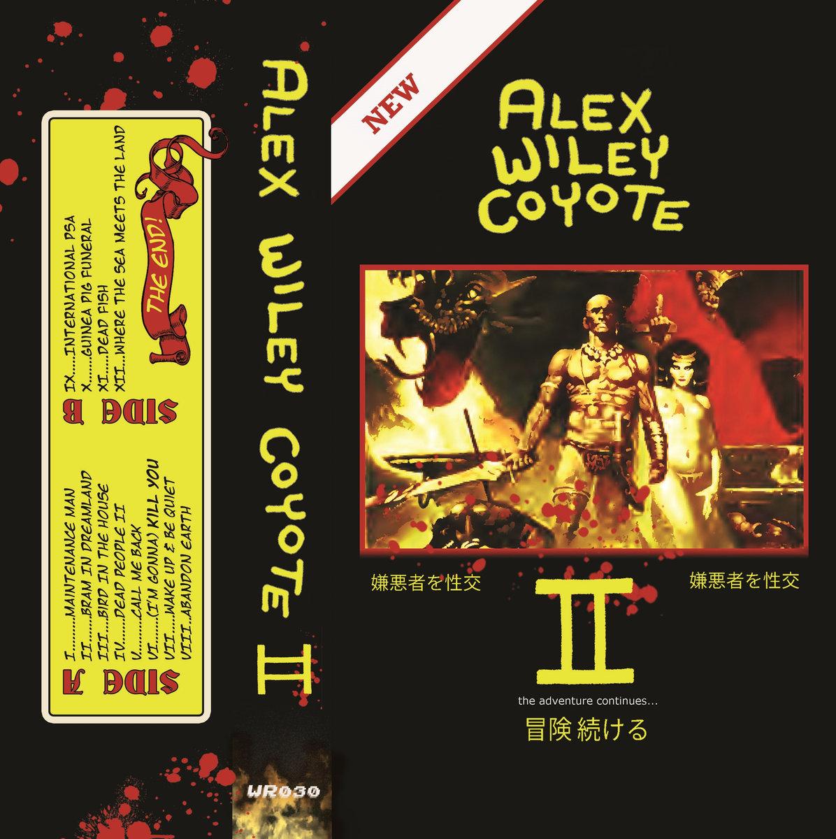 Alex Wiley Coyote II