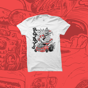 White Rat Rod Shirt