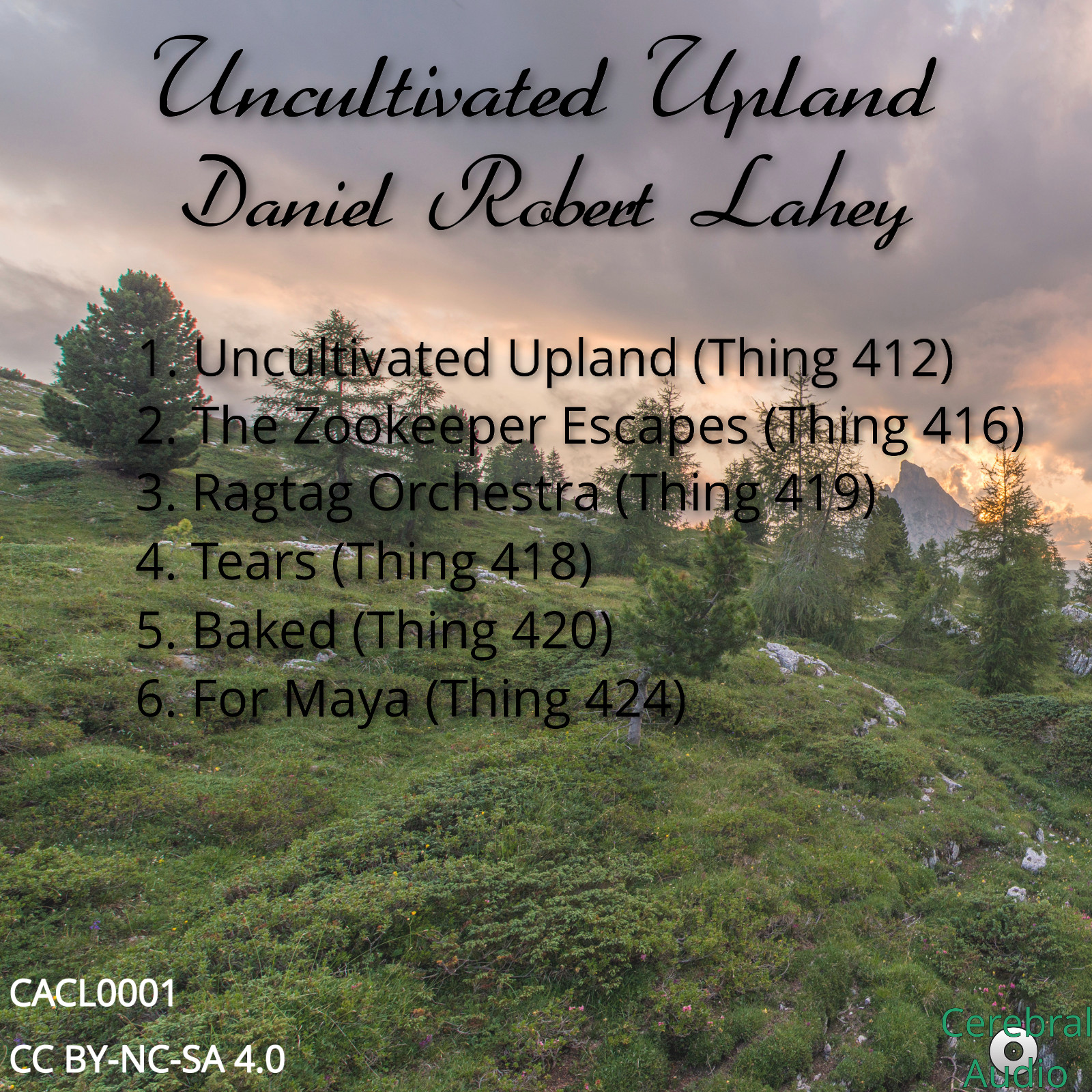 Uncultivated Upland