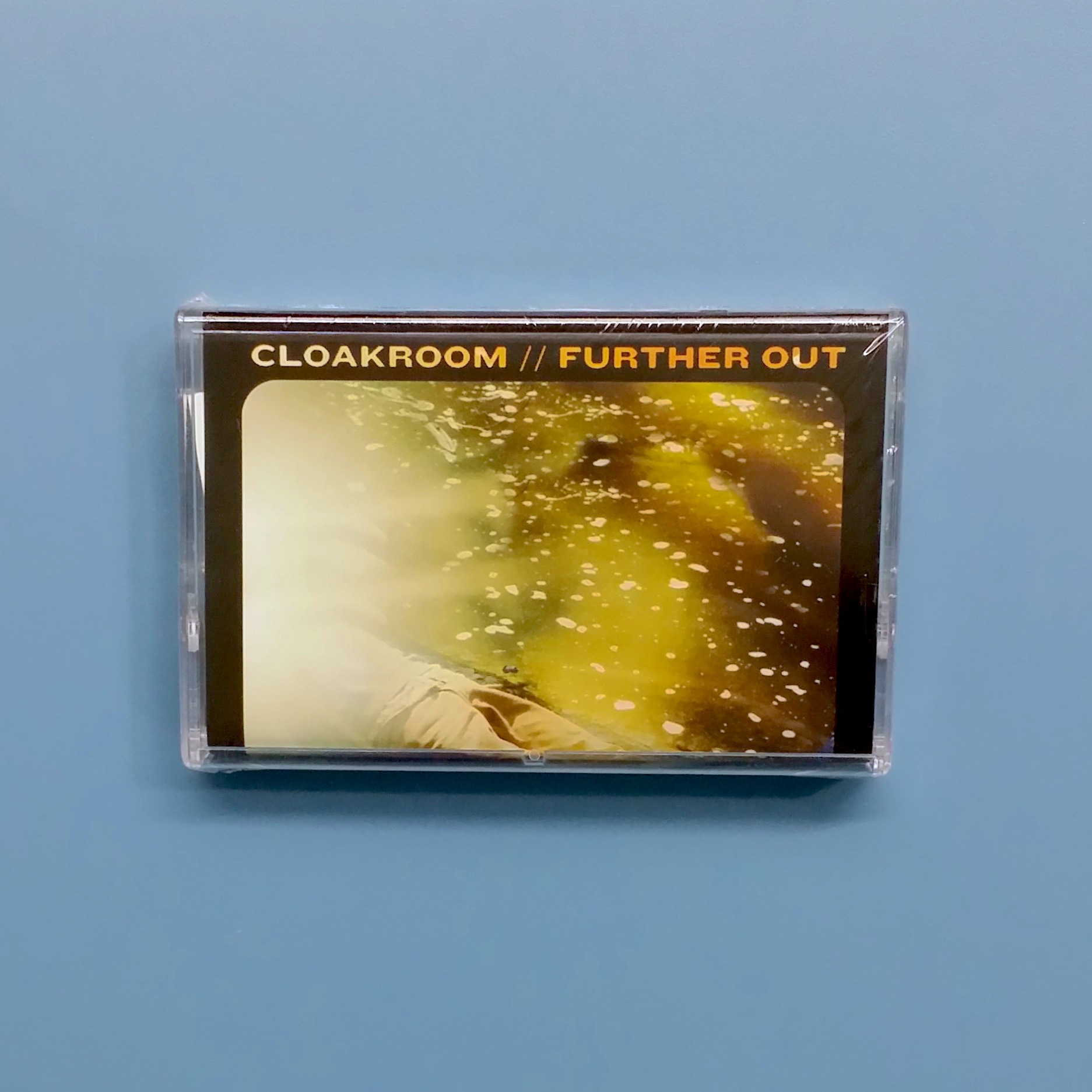 Cloakroom - Further Out (Run for Cover Records)