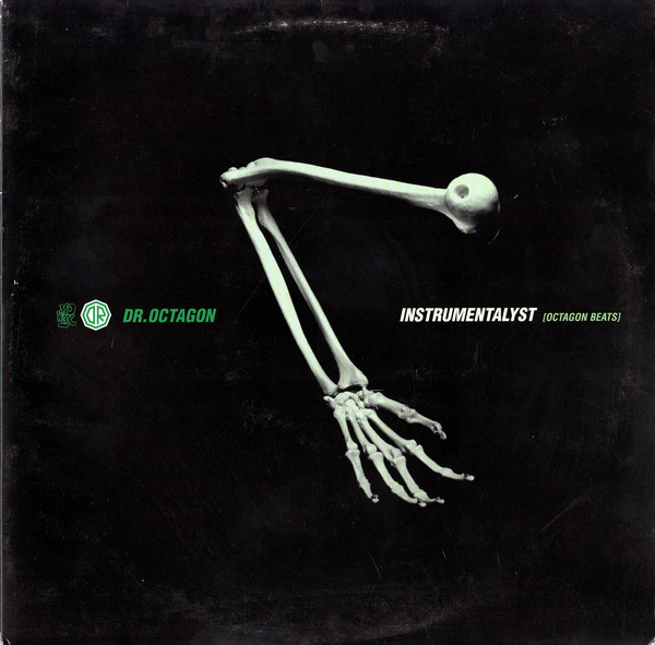 Dr. Octagon – Instrumentalyst (Octagon Beats) 2 x 12