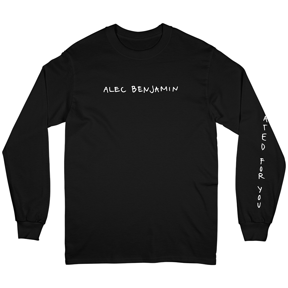 Narrated For You Long Sleeve