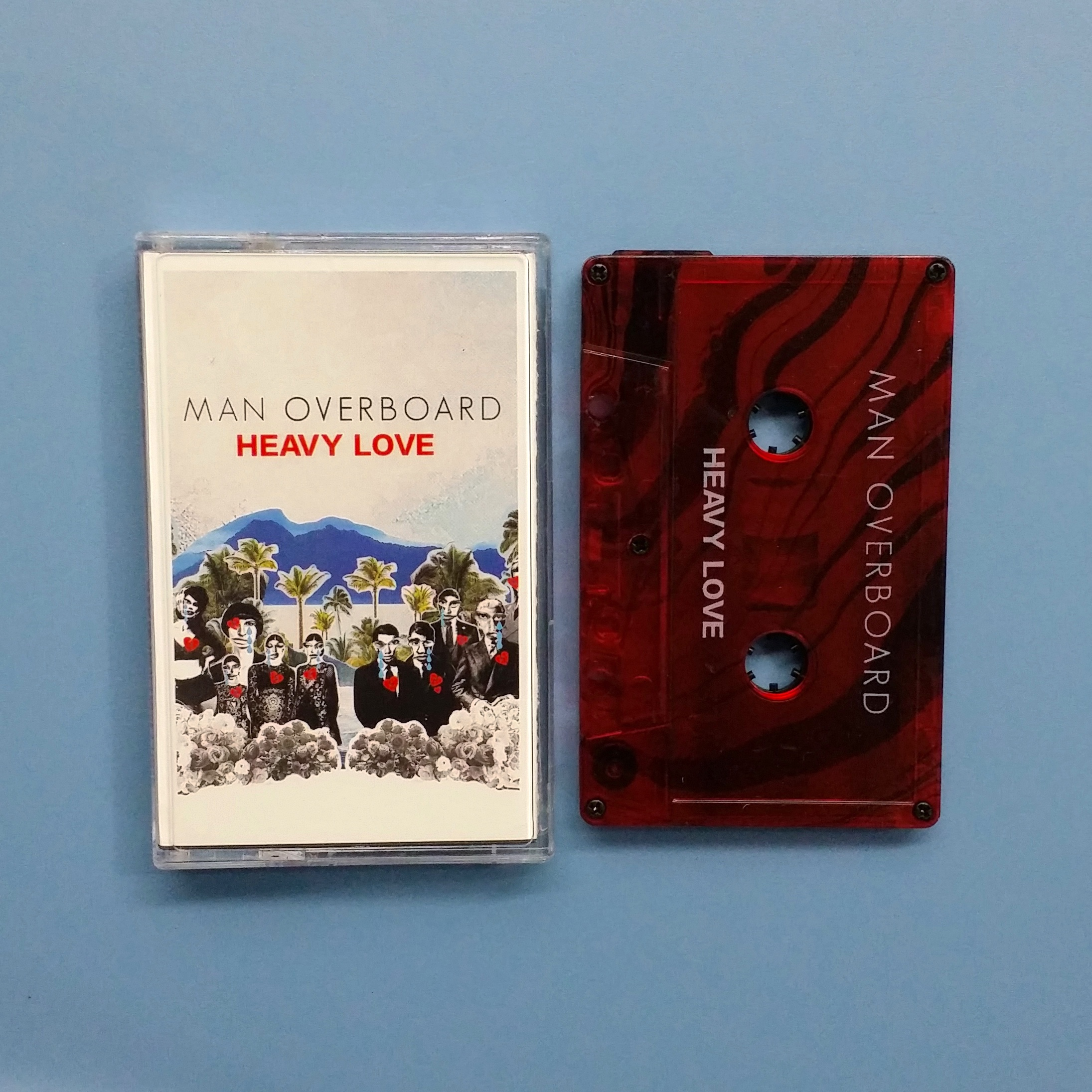 Man Overboard - Heavy Love (Rise Records / Lost Tape Collective)