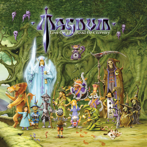 Magnum - Lost On The Road To Eternity (Re-Release) [PREORDER]