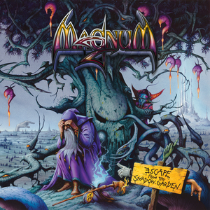 Magnum - Escape From The Shadow Garden (Re-Release) [PREORDER]