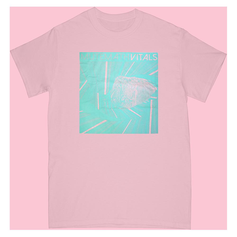 Vitals Tee (Pink)