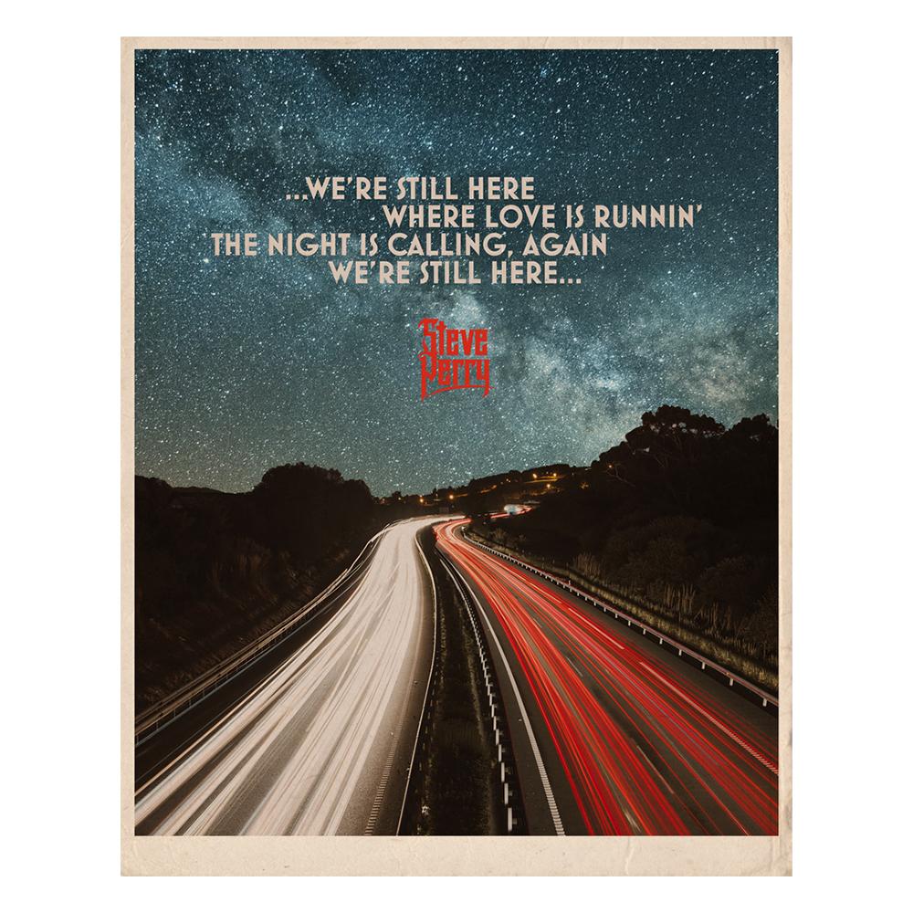 """We're Still Here"" Merch Supreme Bundle + 15-Track Album Bundle (optional)"