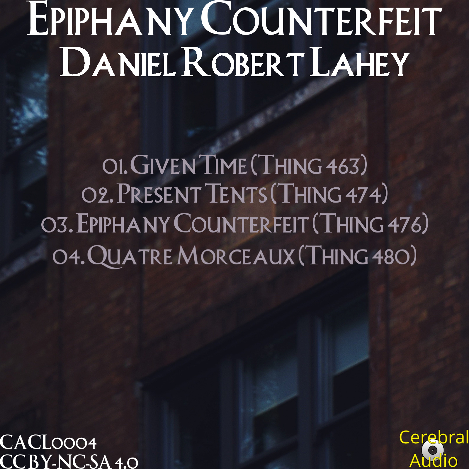 Epiphany Counterfeit