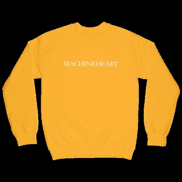 Machineheart Crewneck