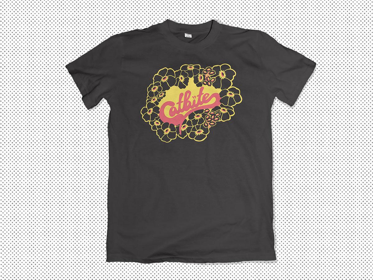 Catbite - Album Art Shirt