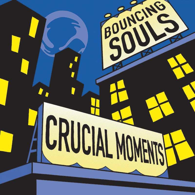 Bouncing Souls - Crucial Moments LP