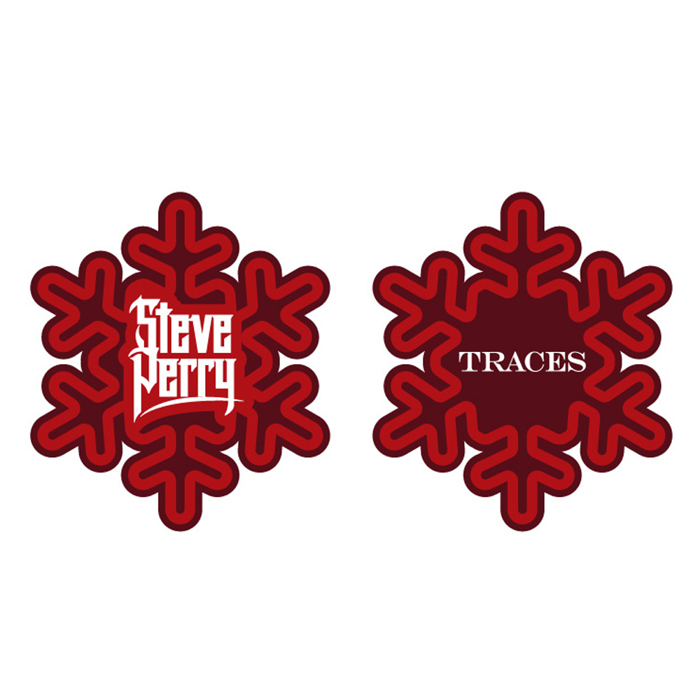 Snowflake Holiday Ornament + 15-Track Album Bundle (optional)