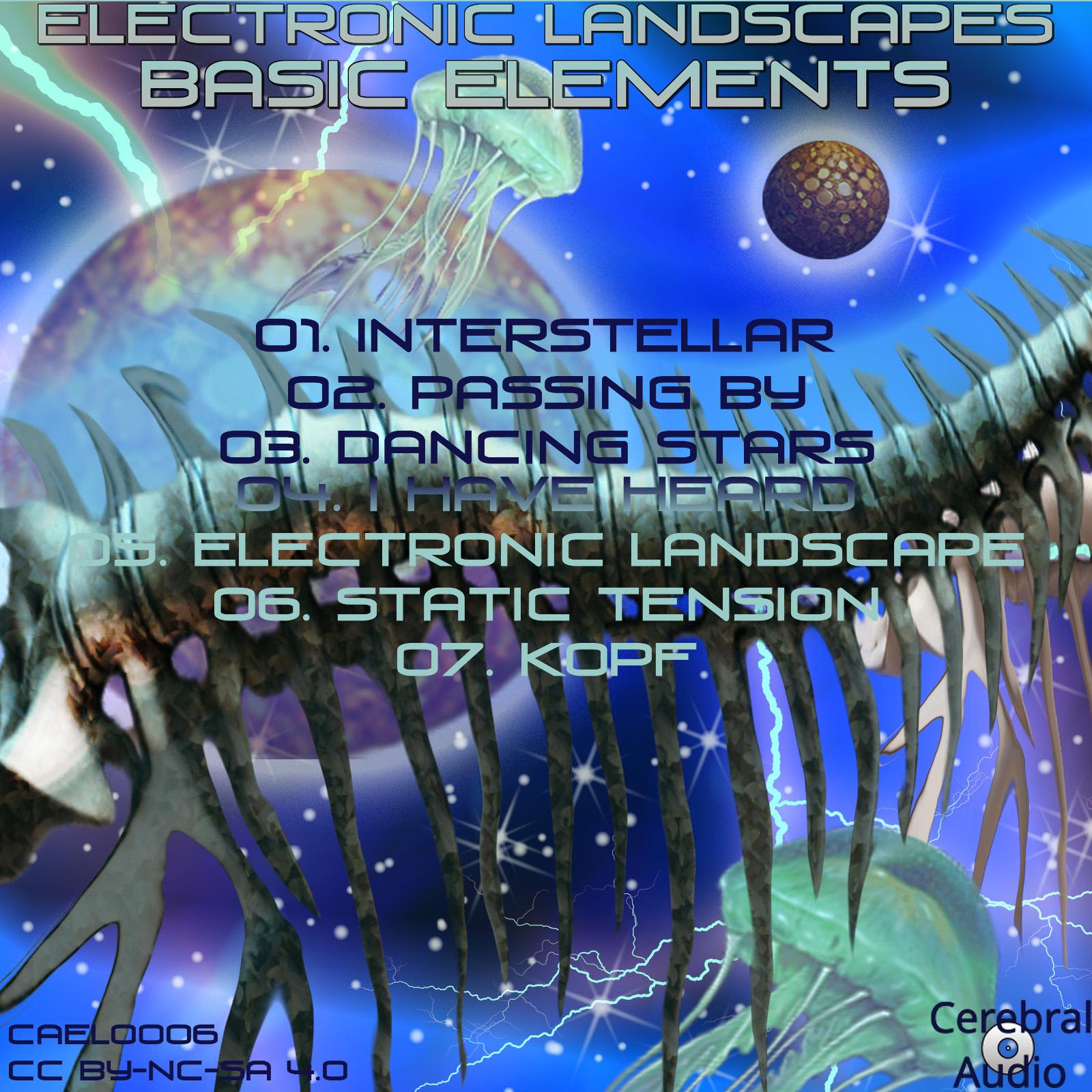 Electronic Landscapes