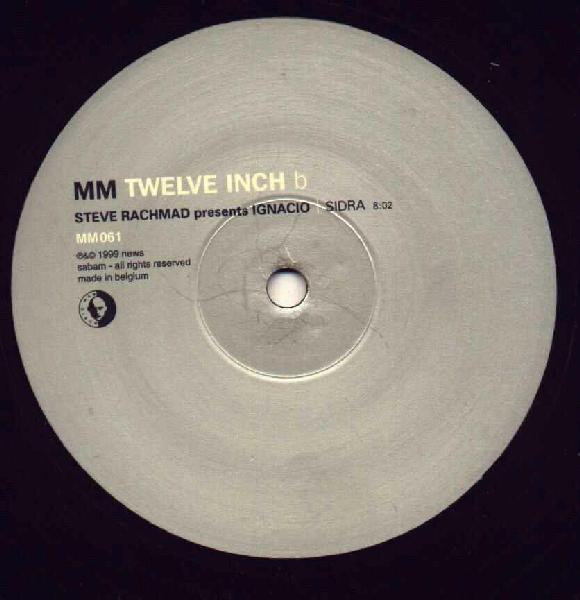 Green Velvet / Ignacio – Twelve Inch (Music Man Records)