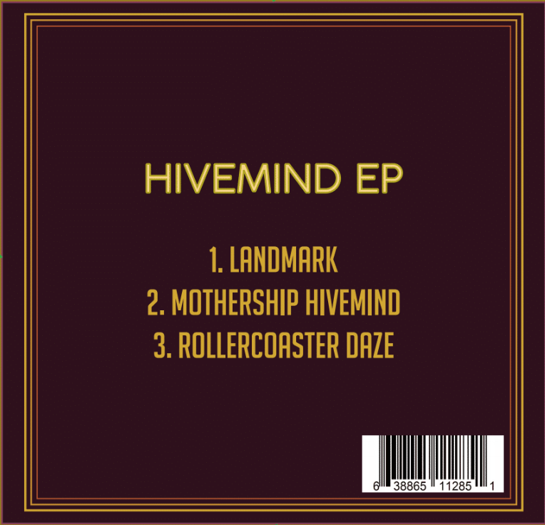 Hivemind EP CD