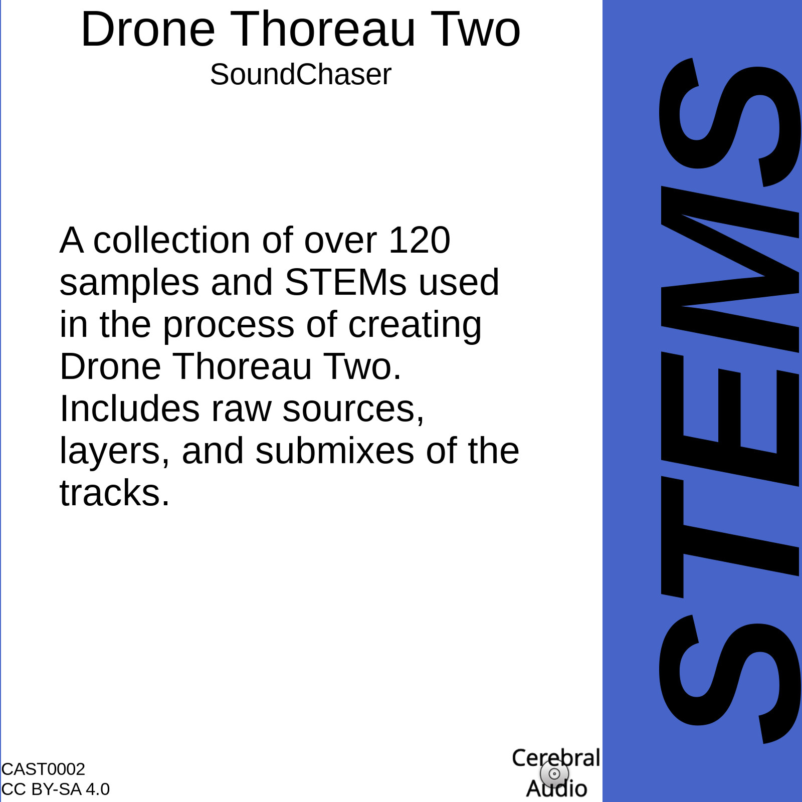 Drone Thoreau Two STEMS