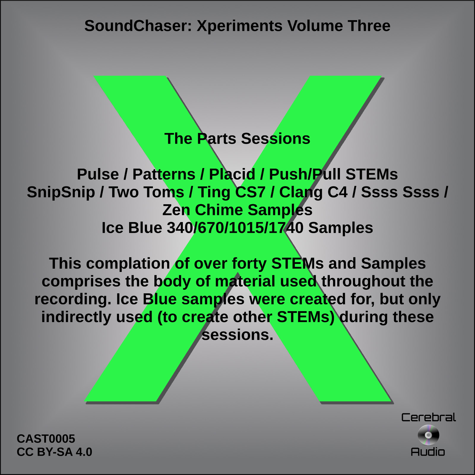Xperiments Volume Three
