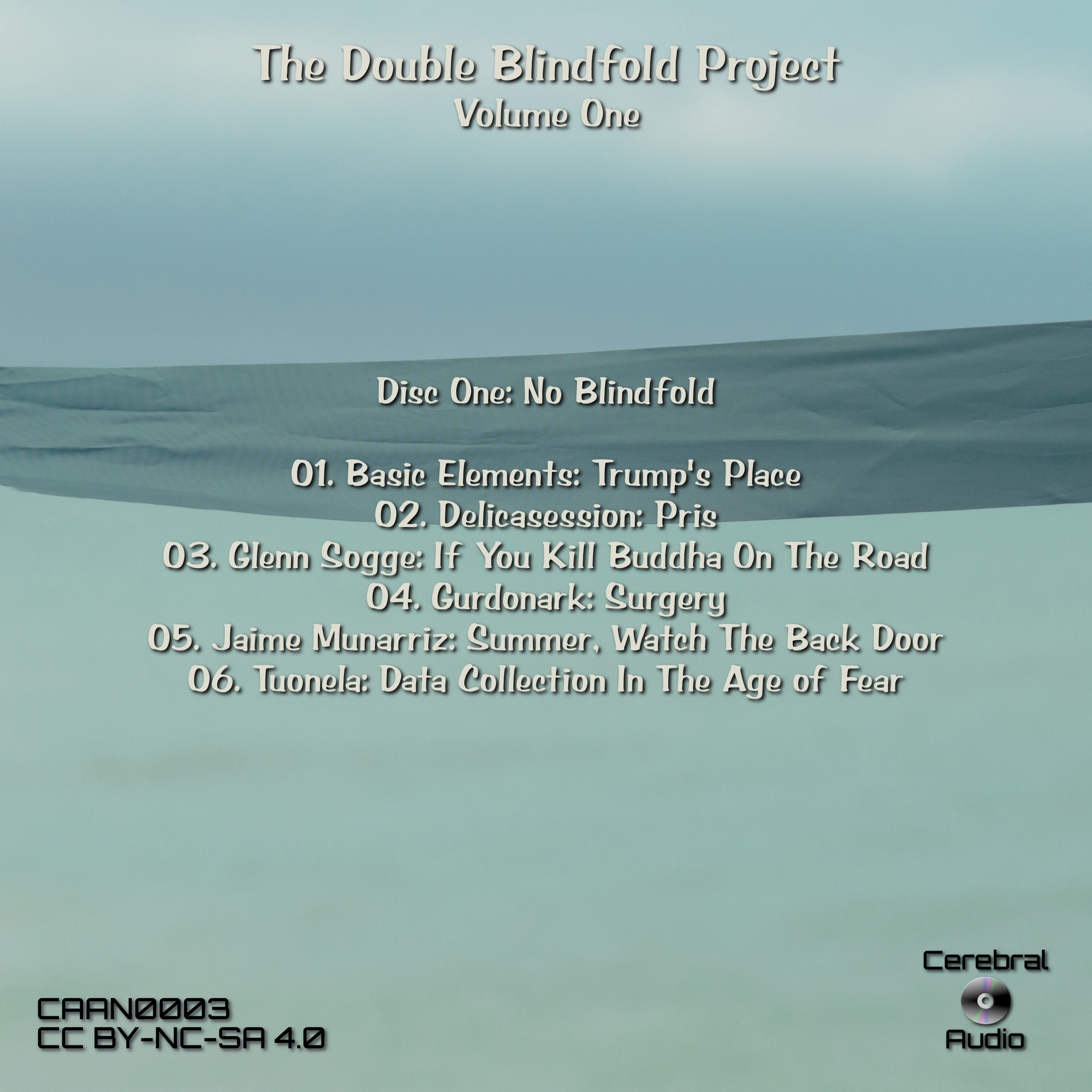 Double Blindfold Project Volume One