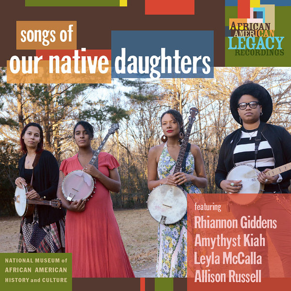 Songs of Our Native Daughters CD