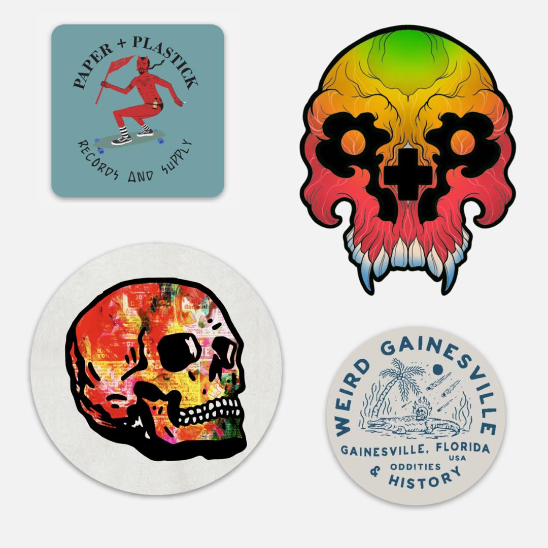 2019 Sticker Set