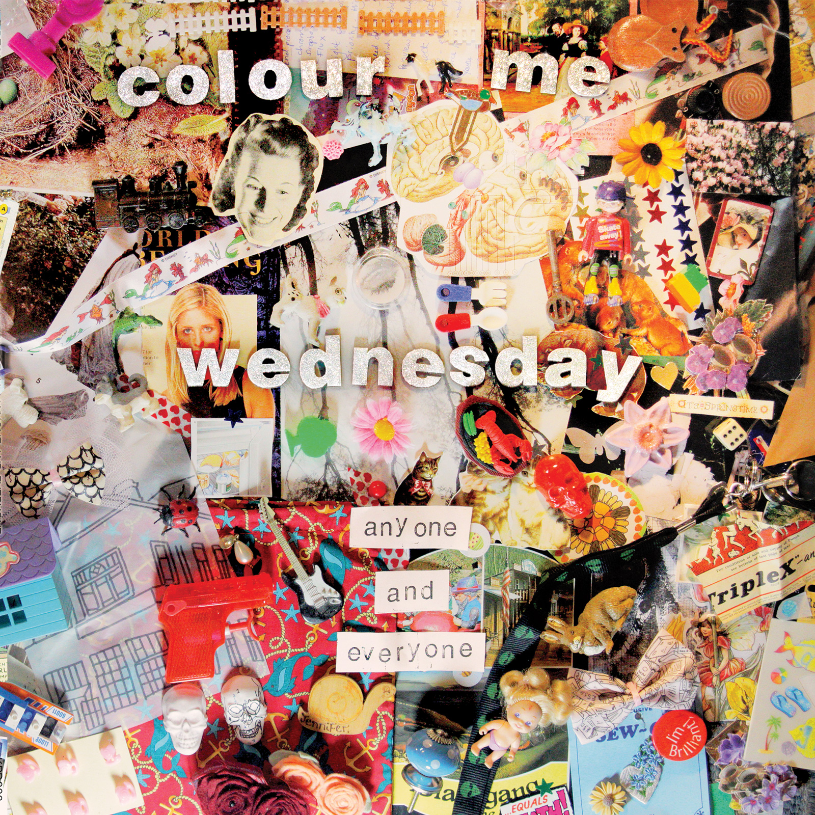 Colour Me Wednesday - Anyone & Everyone