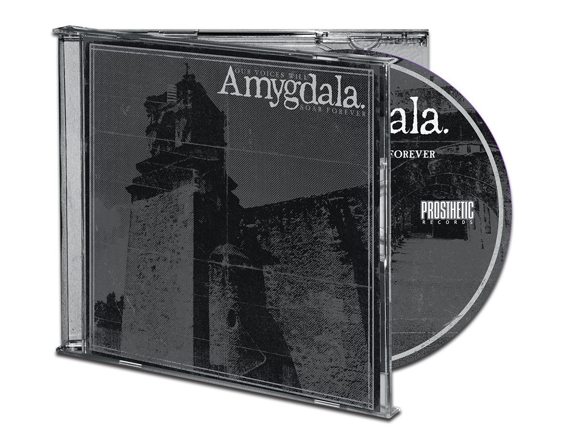 AMYGDALA - Our Voices Will Soar Forever (Prosthetic Records)