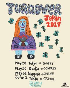 Turnover - Japan Tour 2019 Ticket