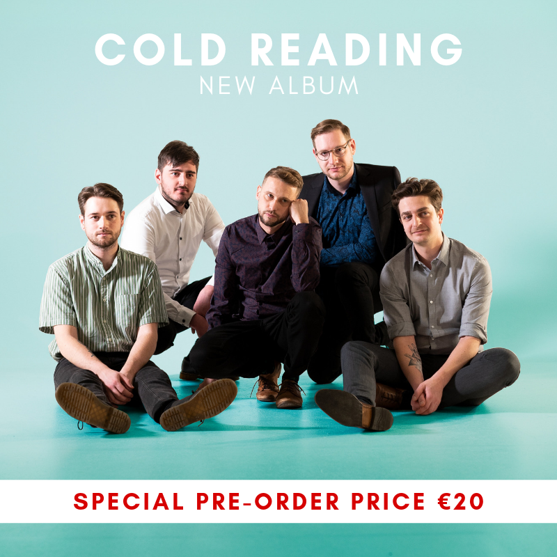 Cold Reading - New Album