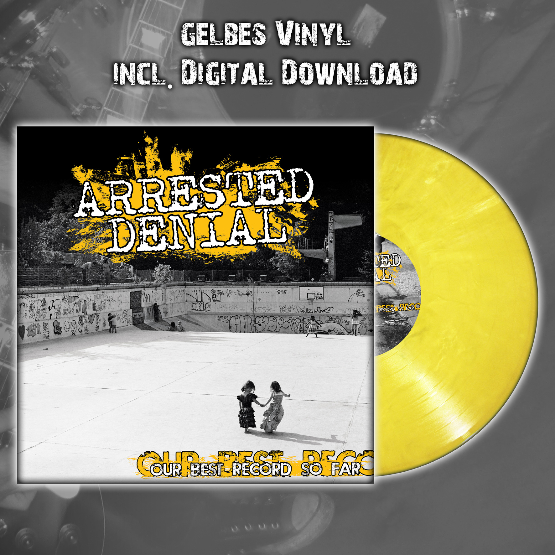 SOLD OUT - Our Best Record So Far (Vinyl)