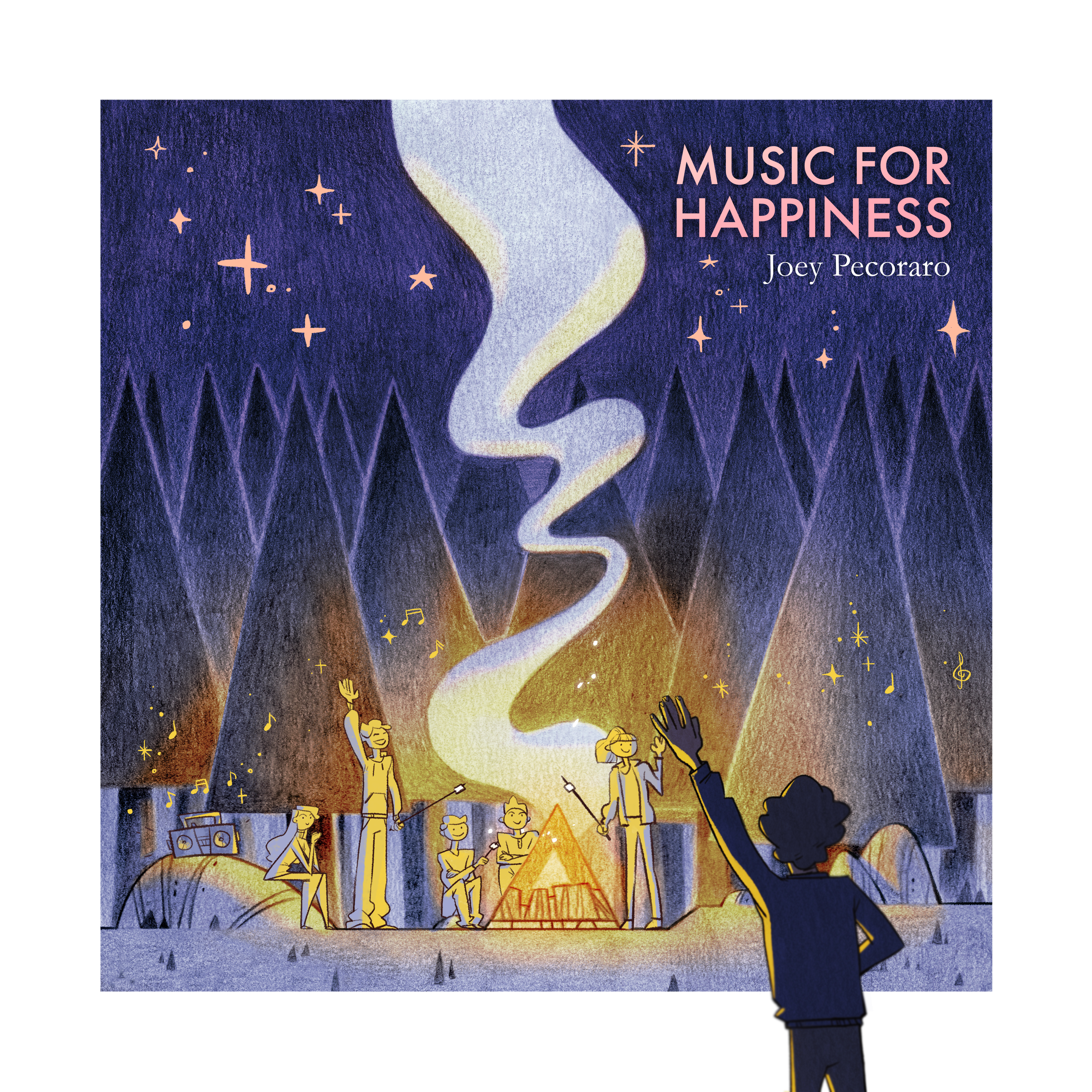 Music For Happiness LP