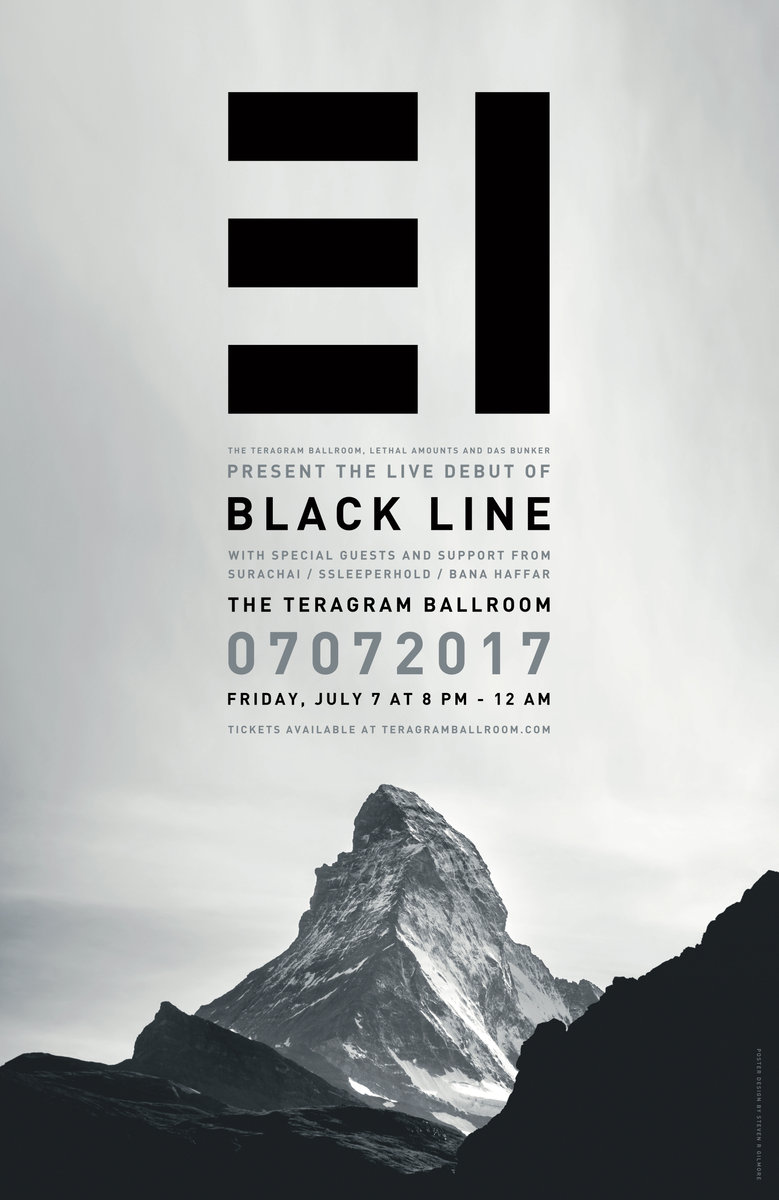 Teragram Poster