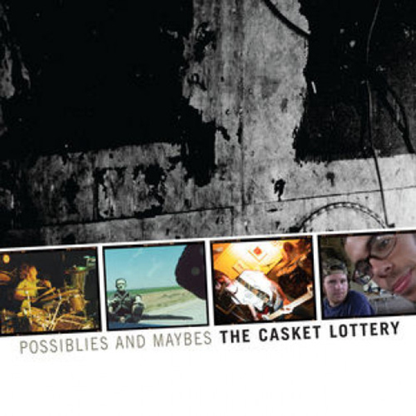 Casket Lottery - Possiblies and Maybes 2xLP