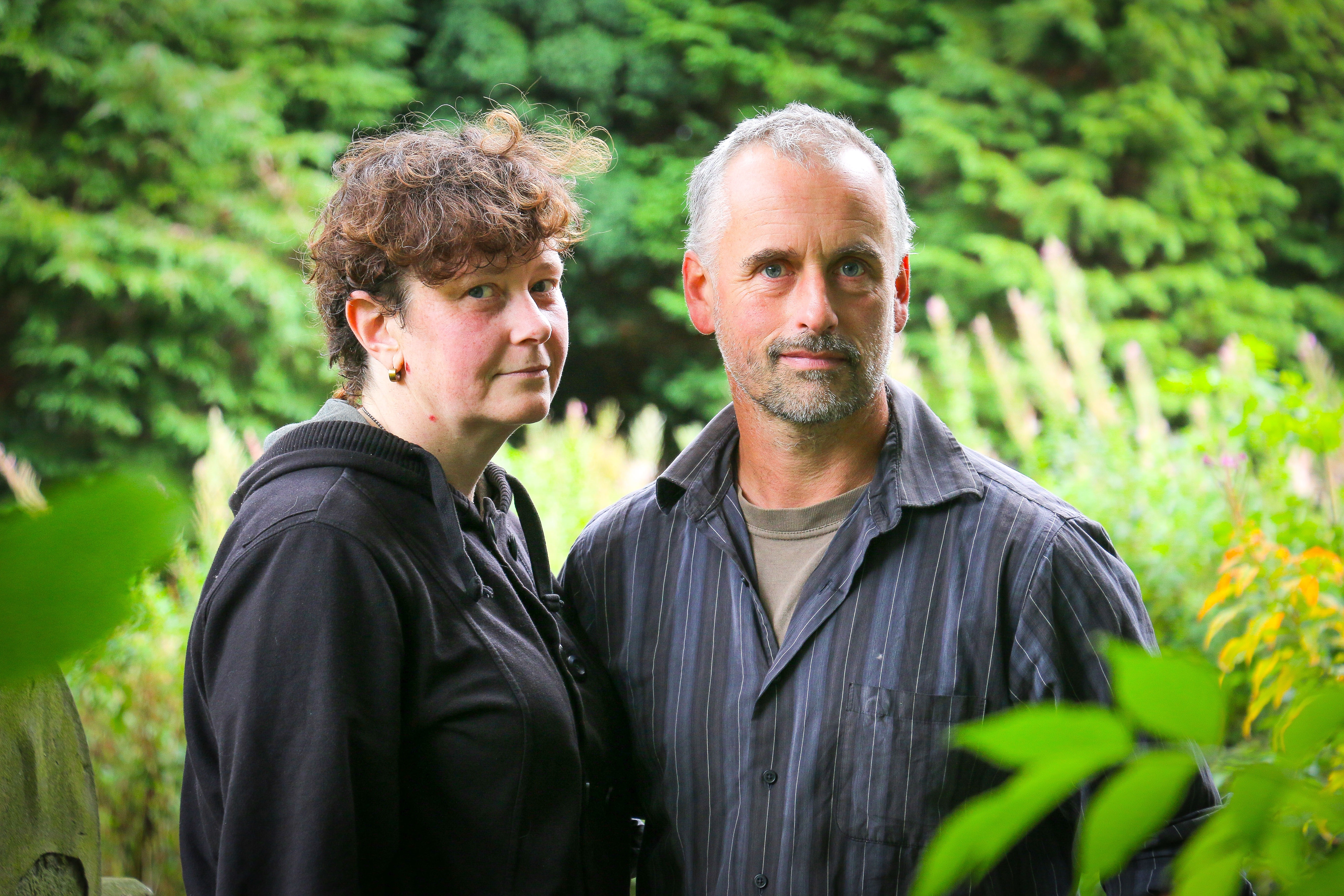 Cath & Phil Tyler – The Ox and the Ax