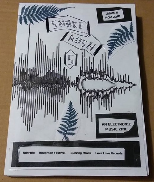 Snare Rush Zine Issue #5