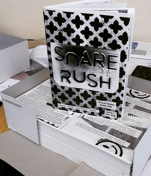 Snare Rush Zine Issue #4