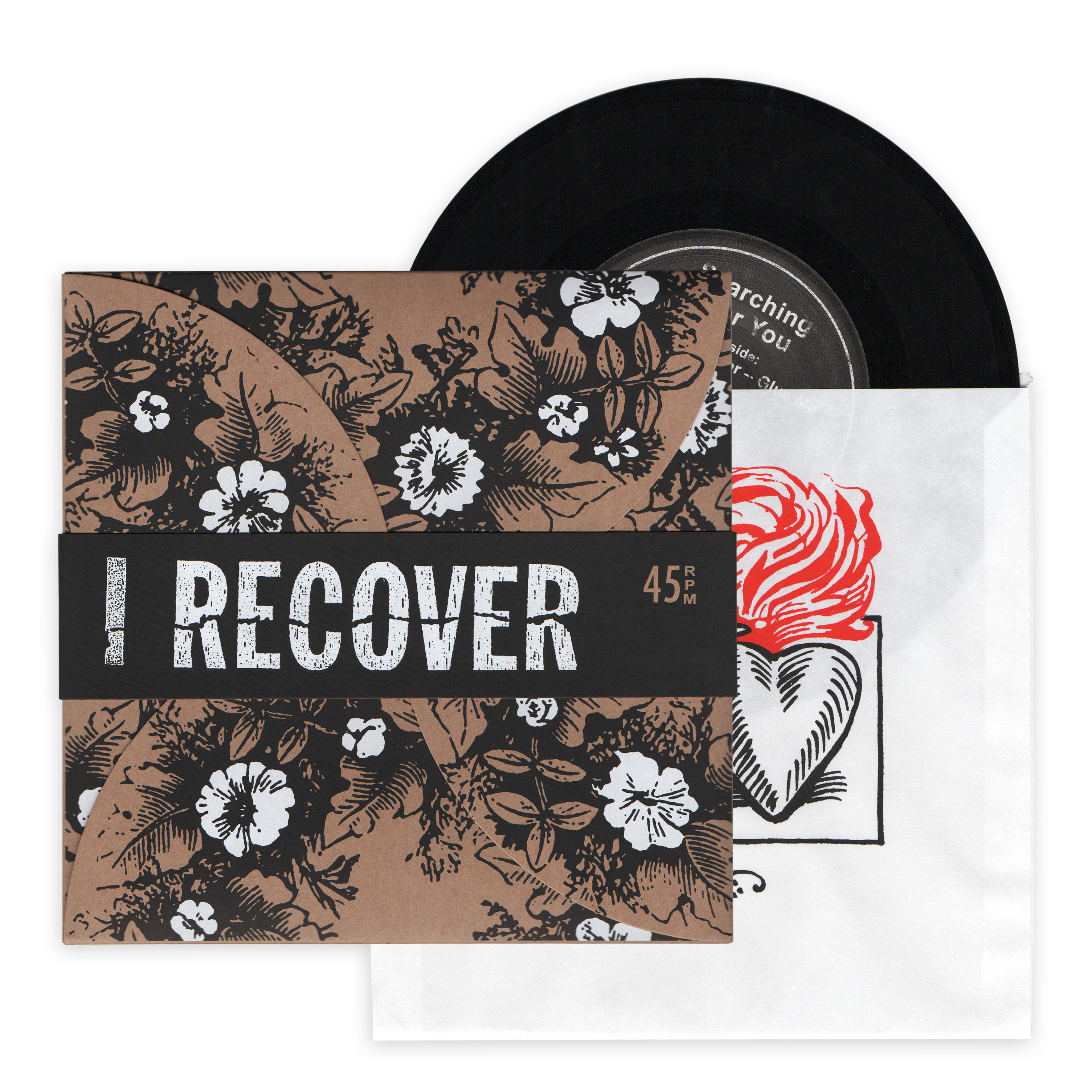 I Recover - Searching For You