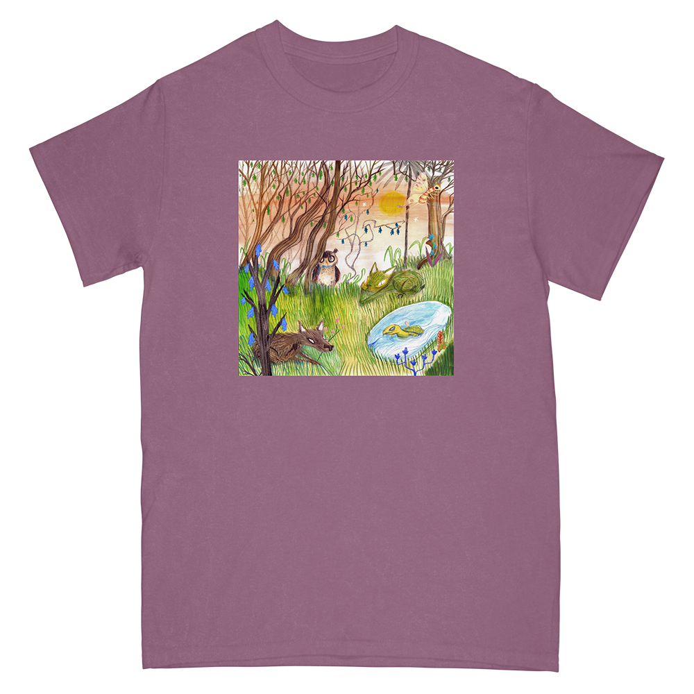 Animal Kingdom Cover Tee