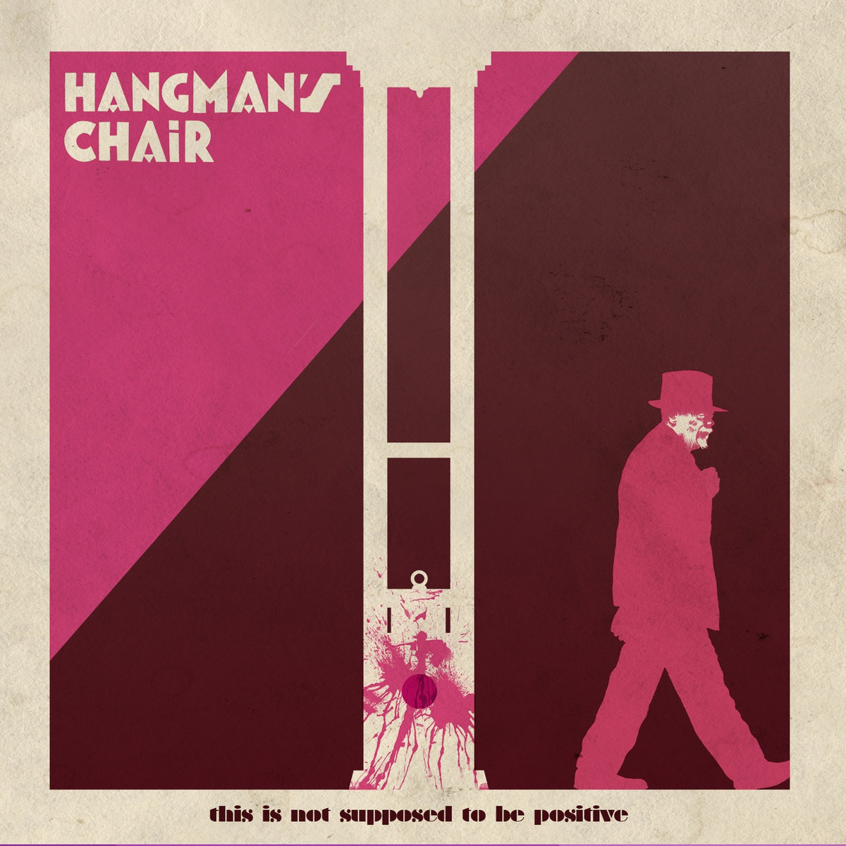 HANGMAN'S CHAIR - This in not supposed to be positive