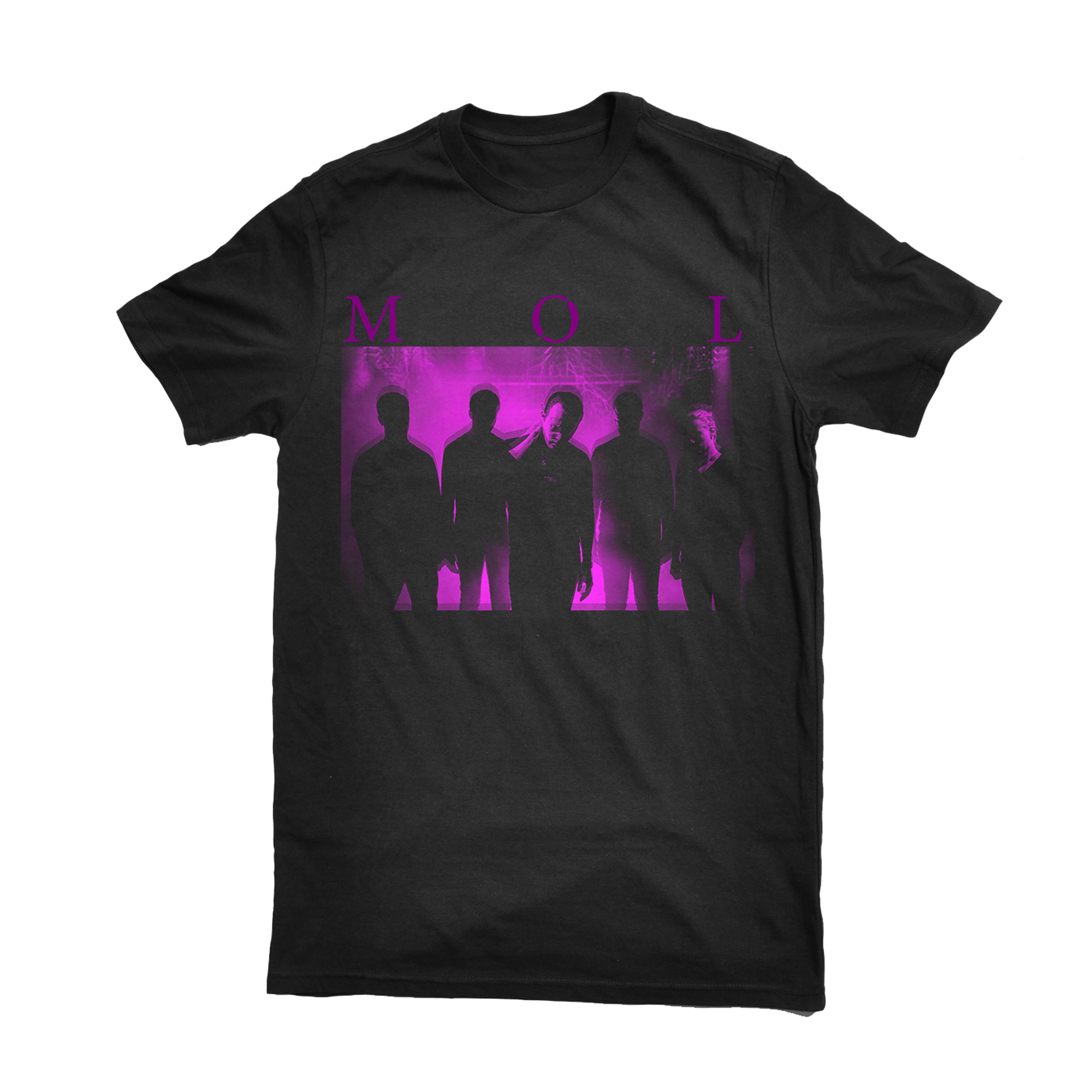 MØL - I/II LP shirt