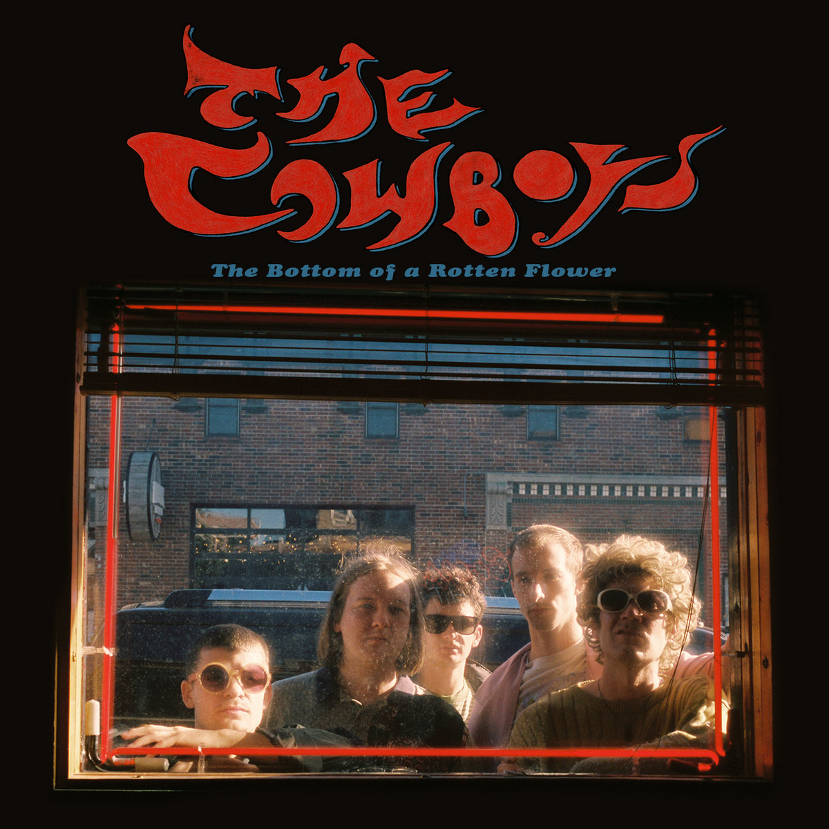 The Cowboys - The Bottom of a Rotten Flower LP