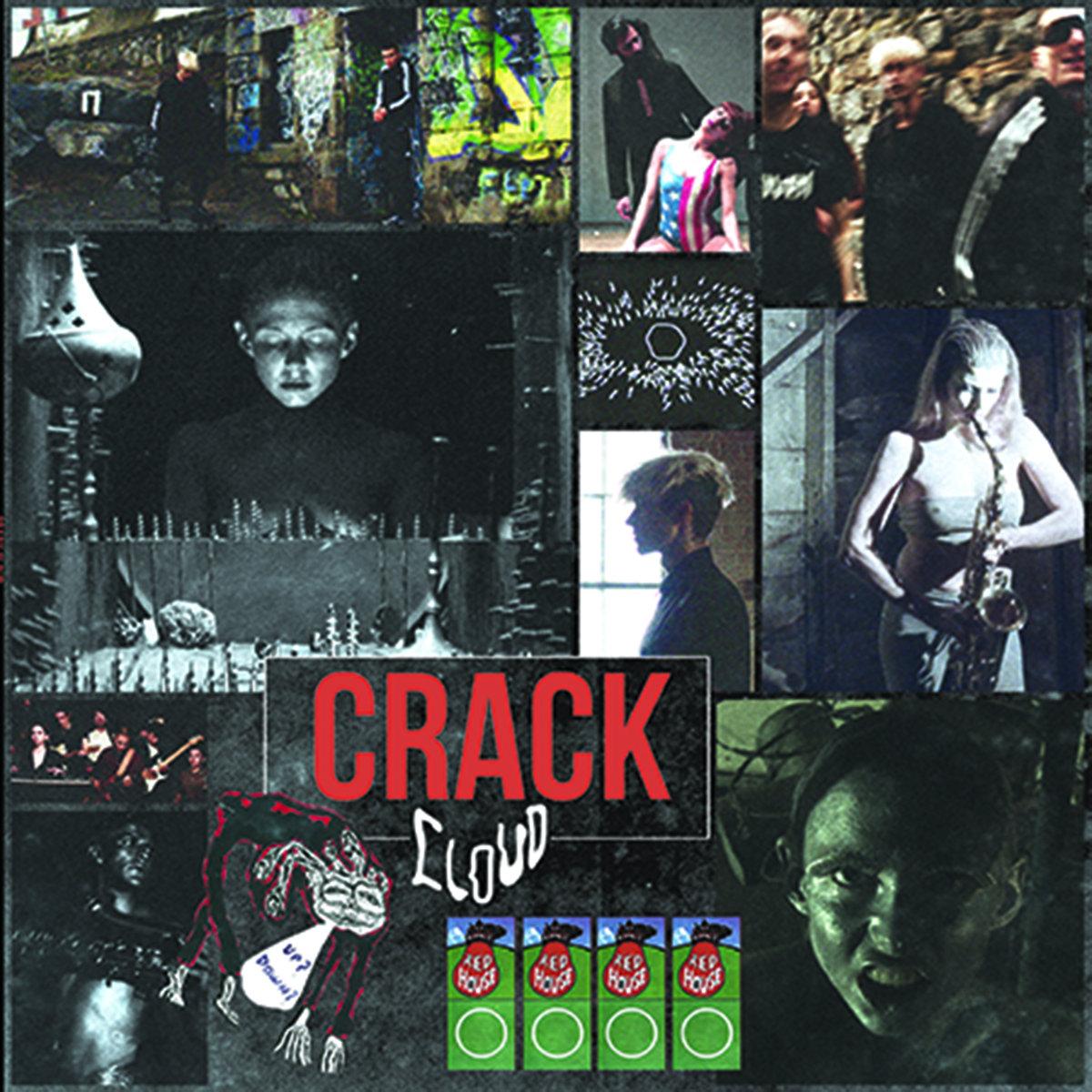 Crack Cloud - s/t LP