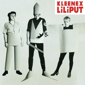 Kleenex Liliput - First Songs 2xLP