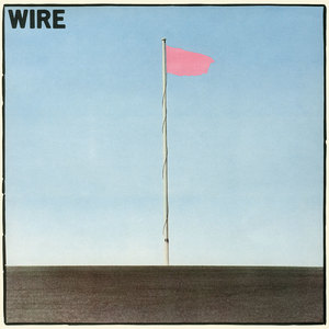 Wire - Pink Flag LP