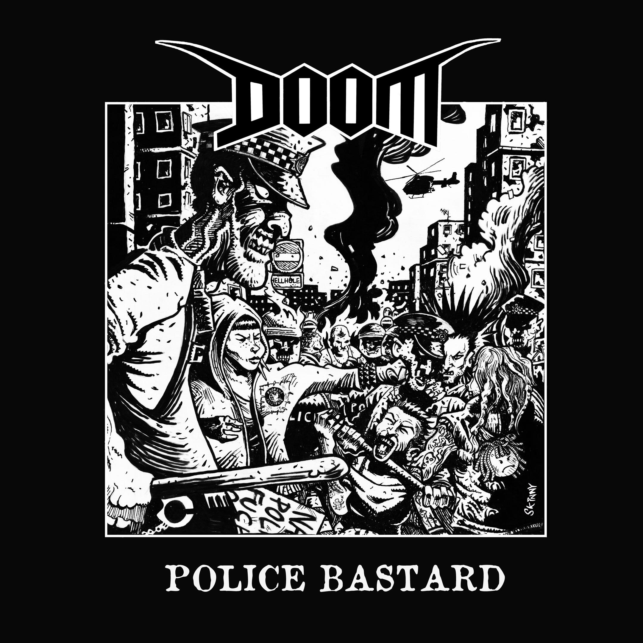 Doom - Police Bastard 7