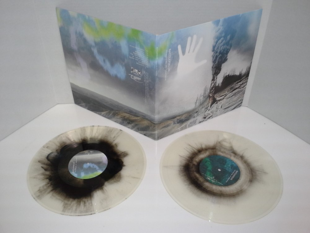 BATTLEFIELDS - Thresholds of Imbalance 2xLP