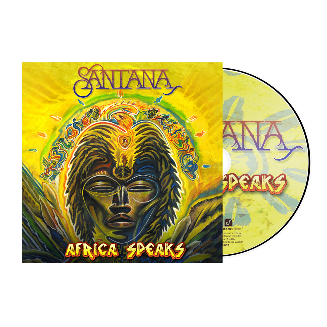 Africa Speaks CD
